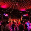 Spiegeltent Performances Begin July 3