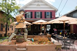 Sportsman's Alamo Cantina Tex Mex Bar & Grill. - DAVID CUNNINGHAM