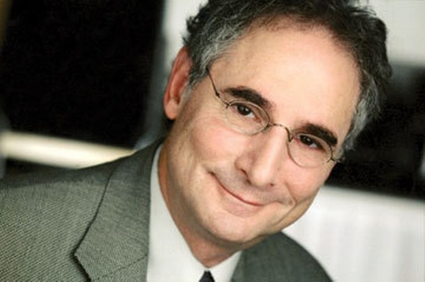 "Stephen Singer plays Bernie Madoff in the Stageworks/Hudson production of ""Imagining Madoff"" this month."
