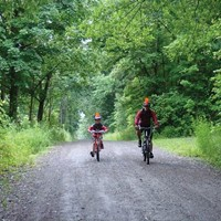 Stewart State Forest Bike Tour