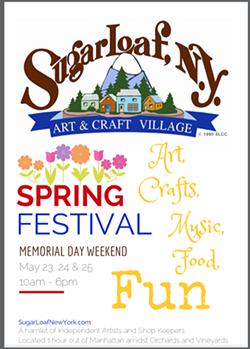 SLCC - Sugar Loaf Spring Festival 2015