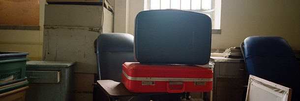 Suitcases, 2007 - CHINA JORRIN