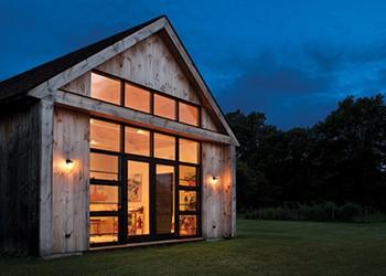 An Architect-Designed Studio in Ancram
