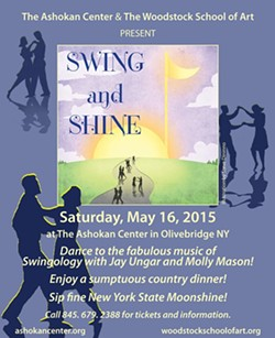 ILLUSTRATION BY STEVE DININNO - Swing & Shine