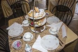 Tea at Caramoor