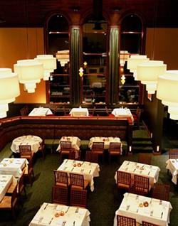SIE DESIGNS - Terrapin Restaurant's Dining Room