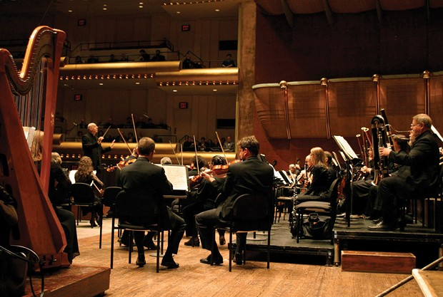 The American Symphony Orchestra will perform a program featuring Beethoven's Tenth Symphony at the Fisher Center at Bard College this month.