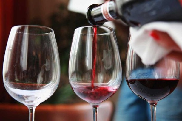 The Around the World Wine Tour is held every June.