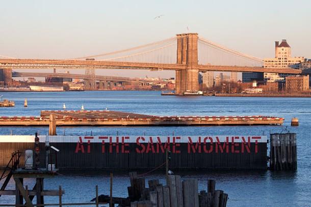 The Brooklyn Bridge. - ERIC FRANCIS COPPOLINO