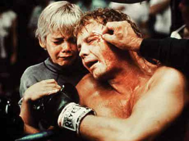 The Champ, starring Jon Voight and Ricky Schroder.