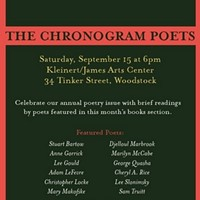The Chronogram Poets