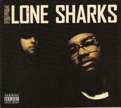 The Doppelgangaz, Lone Sharks, 2012, Groggy Pack Entertainment