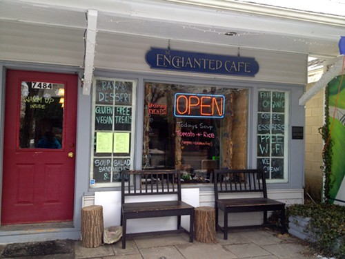 The Enchanted Cafe