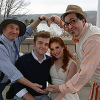 """The Fantasticks"" at the Culinary Institute"