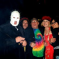 """The """"Haunted Rhinecliff Shines!"""""""