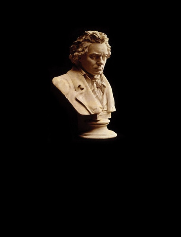 The Hudson Valley Philharmonic performs Beethoven's Ninth Symphony on April 18 at the Ulster Performing Arts Center