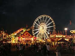 The Orange County Fair.