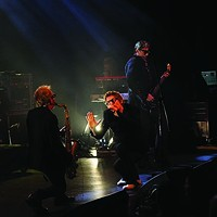 The Psychedelic Furs at the Tarrytown Music Hall