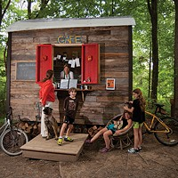 The Rail Trail Café