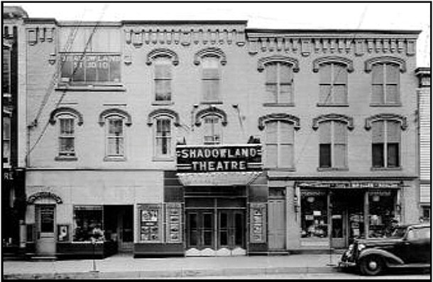 The Shadowland Theatre