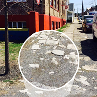 A Community Call to Arms: The Sidewalk on Columbia Street in Hudson