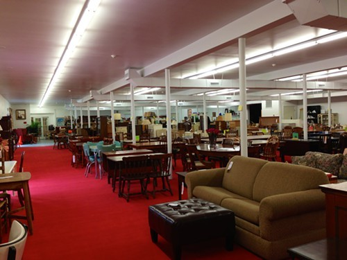 Restore Habitat For Humanity Furniture Store Daily Dose