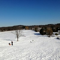Snyder's Hill in Saugerties: Sleigh-Riding with a View