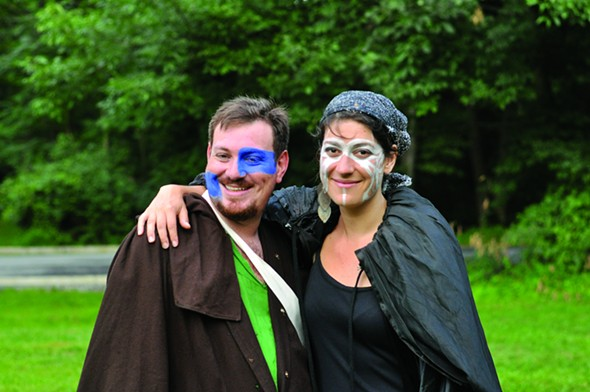 The Wayfinder Experience for grown-ups at Omega Institute in Rhinebeck, NY - COURTESY OF OMEGA INSTITUTE FOR HOLISTIC STUDIES, RHINEBECK, NY, EOMEGA.ORG