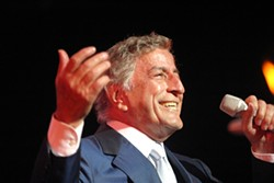 Tony Bennett will perform at the 36th Annual Saratoga Jazz Festival.
