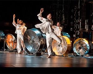 Trisha Brown Dance Company's Farewell Tour: Proscenium Works 1979–2011