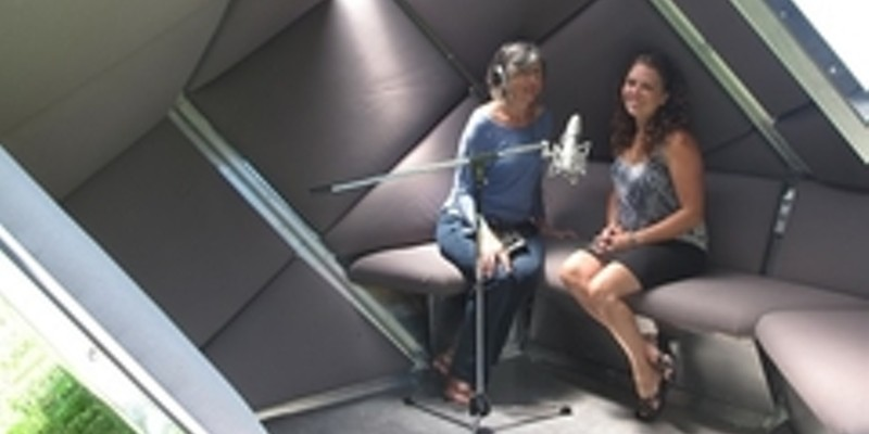 Two Hudson Valley residents share their stories in The Cube.