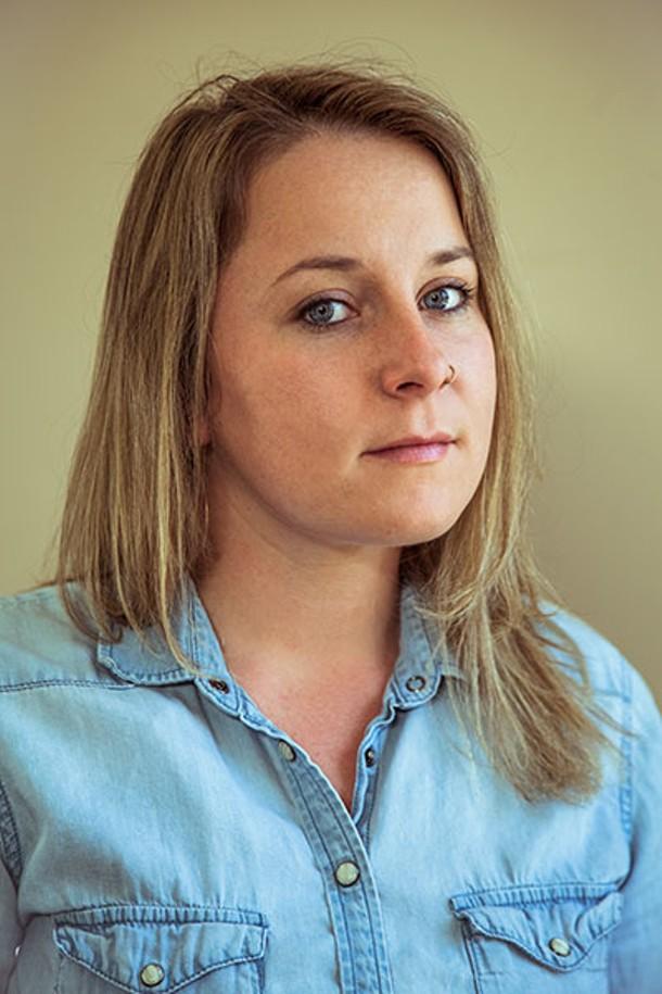Kasandra Quednau, cofounder of the Rt. 212 Coalition - RACHEL BRENNECKE