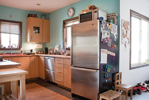 The kitchen has two dishwashers, ample cabinet space, and a pantry. - DEBORAH DEGRAFFENREID