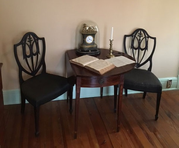 New furniture set with table and chairs - DIANA WALDRON