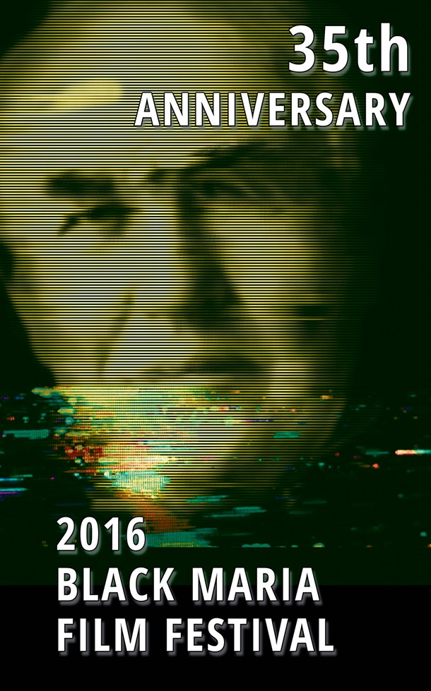 2016 Black Maria Film Festival poster