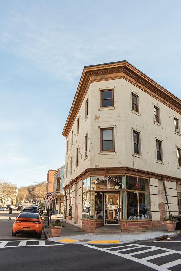 The Peekskill Coffeehouse - PAMELA PASCO