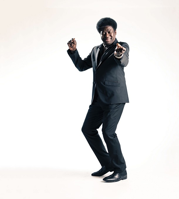 Charles Bradley play BSP Kingston August 12.