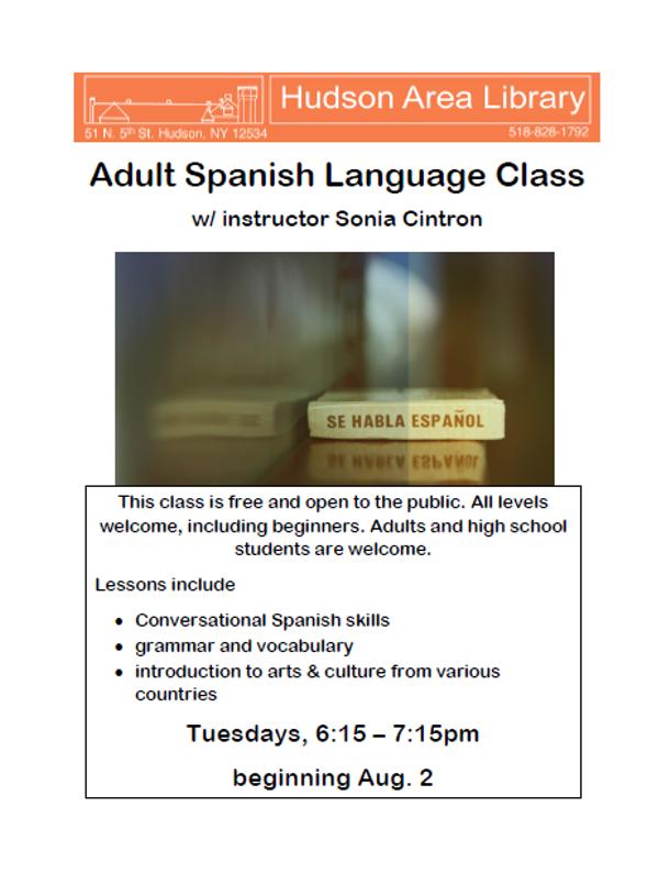 Adult Spanish Classes 31