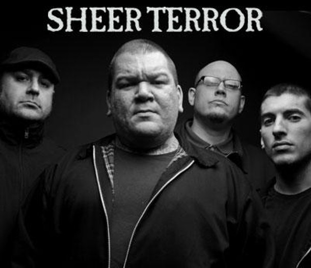 Sheer Terror will perform at Upstart Antisocial Campout.