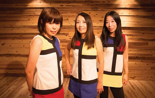 Shonen Knife plays Quinn's in Beacon November 2
