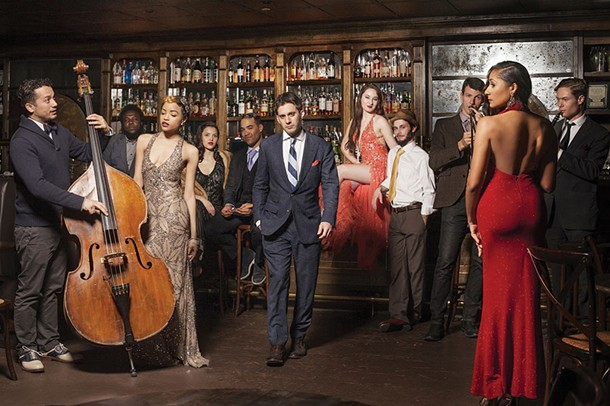 Scott Bradlee's Postmodern Jukebox plays the Bardavon in Poughkeepsie on February 7.
