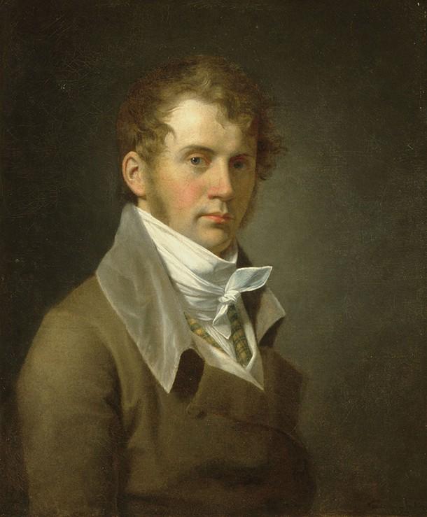 A self-portrait by John Vanderlyn
