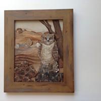 Works in Wood Exhibit by Joann Vandecarr