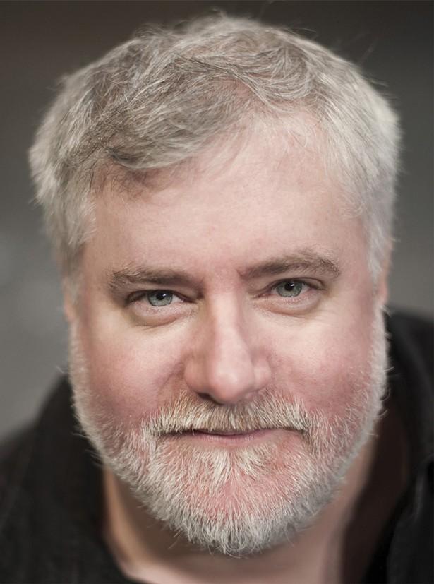 Brendan Burke, artistic director of Shadowland Stages