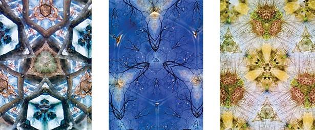 Kaleidoscope photos by David Levy