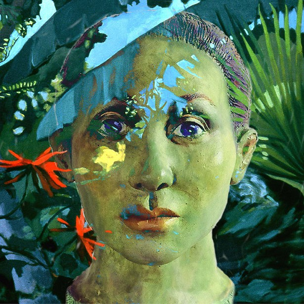 Julia Santos Solomon's works will be featured online by the Woodstock Byrdcliffe Guild.