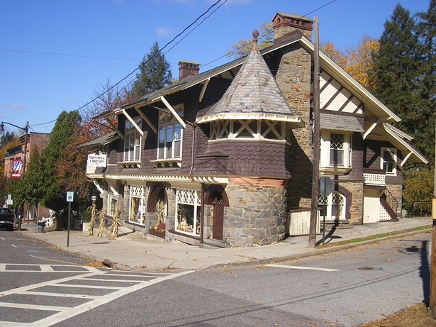 Grinell Public Libary in Wappingers Falls