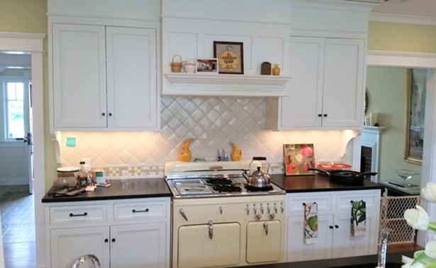 A restored Chambers stove. - IMAGES COURTESY OF BELGROVE APPLIANCE INC.