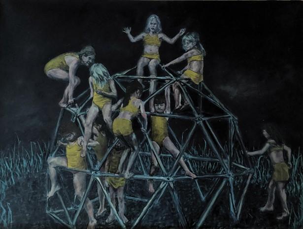 Playground Entropy, Annika Tucksmith
