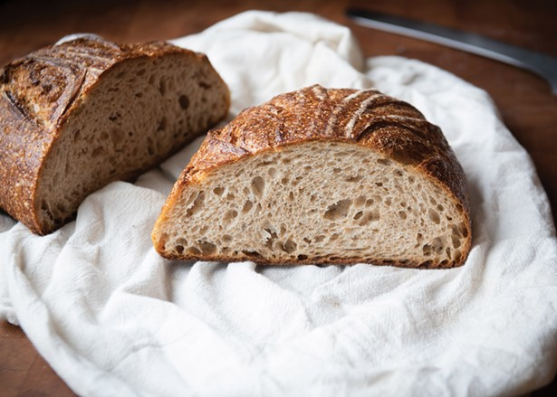 Bread Alone - PHOTO: MISHA HANDSCHUMACHER